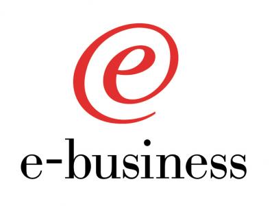 e-buisness logo